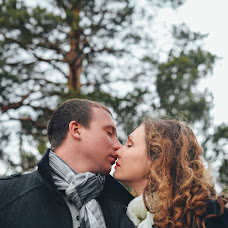 Wedding photographer Angelina Vorobeva (Gellafox). Photo of 14.11.2017