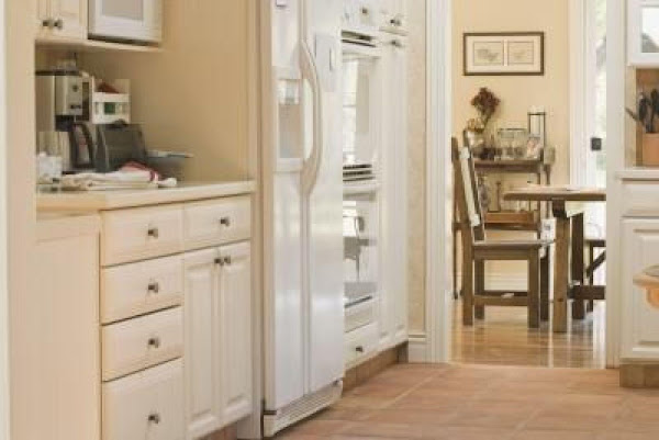 Cleaning Up White Appliances Recipe