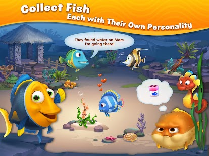 Fishdom- screenshot thumbnail