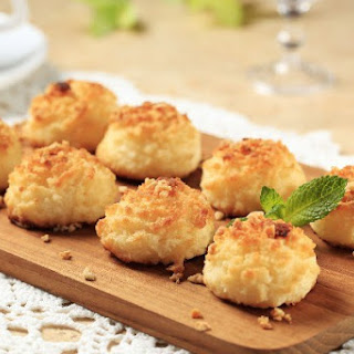 Cherry Coconut Macaroons Recipes