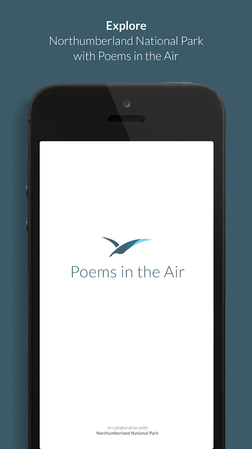 Poems in the Air- screenshot