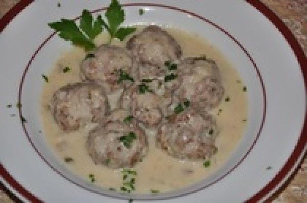Youvaralakia Avgolemono (meatballs Egg/lemon Soup Recipe