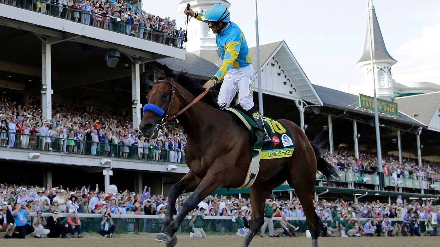 Watch Horse of a Lifetime: American Pharoah's Run to History live