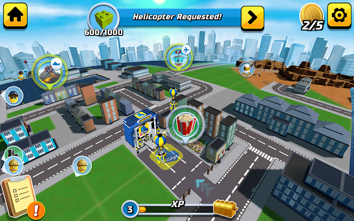 LEGO® City game - new Mountain Police fun! for PC