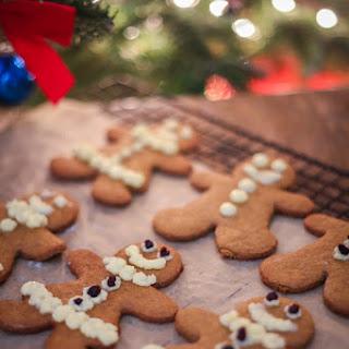Gingerbread Cookies – Revised