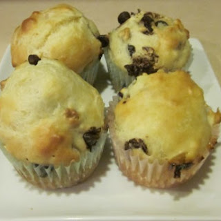 Recipe For Chocolate Chip Sour Cream Muffins