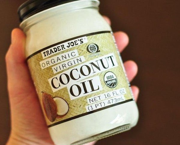 Preheat oven to 350 degrees.(melt coconut oil) treat it as you would butter.