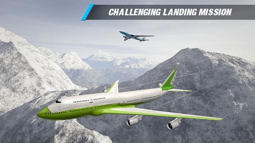 Pilot Plane Landing Simulator - Airplane games filehippodl screenshot 12