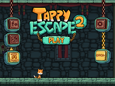 Tappy Escape 2 - Spooky Castle screenshot 11