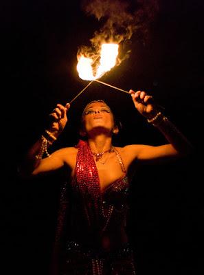 Giochi di fuoco di Loredana Pagana