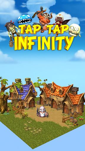 Tap Tap Infinity - Idle RPG 1.7.14 screenshots 1
