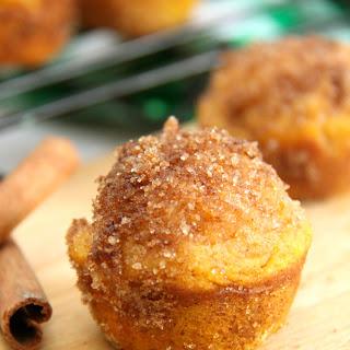 Gluten Free Pumpin Donut Muffins