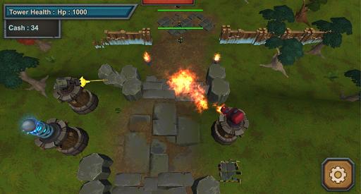 Fantasy Tower Defence 3D