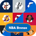 Guess NBA Bronze icon