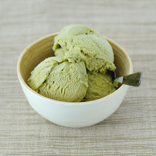 Matcha Green Tea Ice Cream.