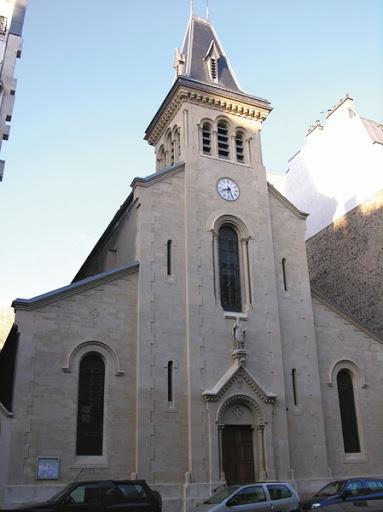 photo de Saint-François de Sales – rue Brémontier
