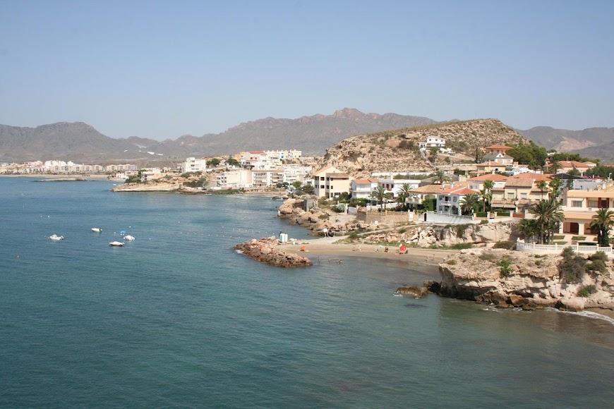 Pulpí, calas de San Juan de los Terreros.