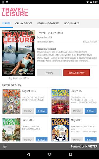 Travel+Leisure India
