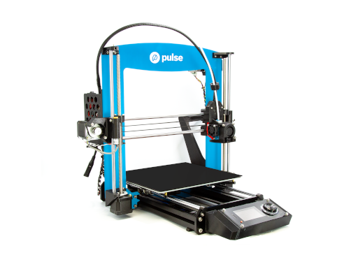 The Fully Customizable Pulse 3D Printer
