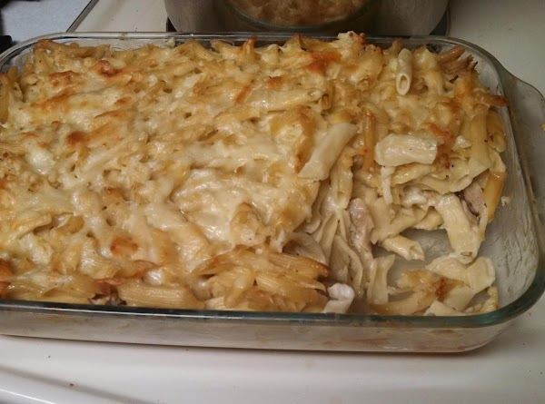 you will need a 13x9 baking dish, preheat oven to 300,