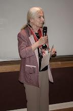 Photo: Prof. Ruzena Bajcsy