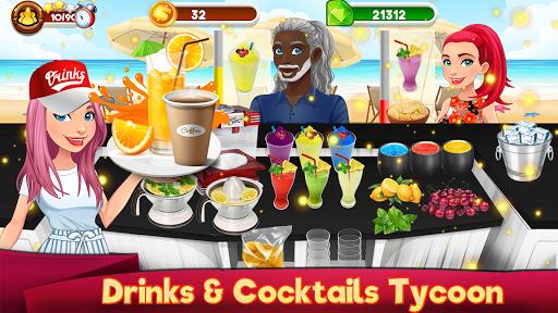 Drinks Maker: Coffee Shop Juice Tycoon Fresh Cafe 1.06 {cheat|hack|gameplay|apk mod|resources generator} 3
