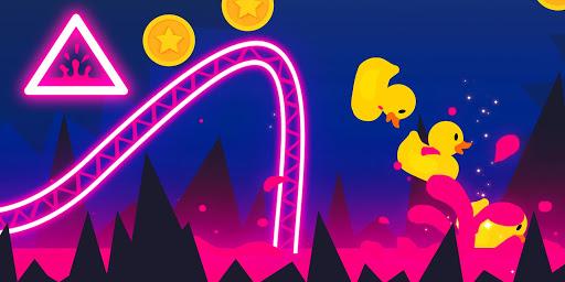 Rollercoaster Dash - Rush and Jump the Train 1.7.1 screenshots 2