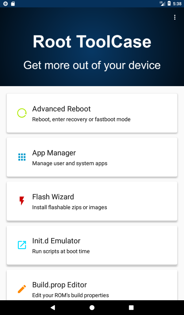 Root ToolCase (ROOT REQUIRED) Screenshot 15