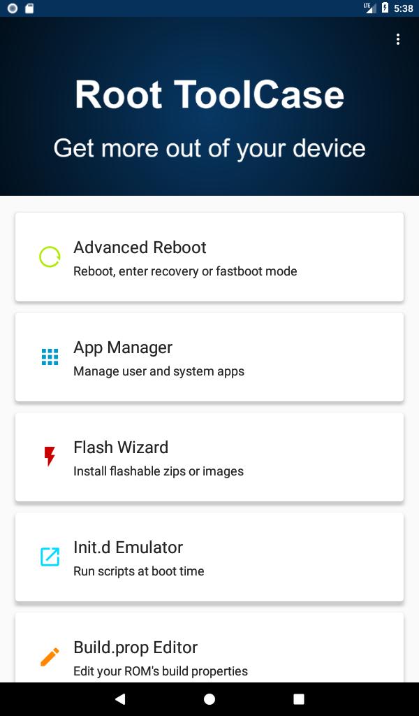 Root ToolCase Screenshot 15
