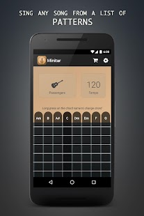 Minitar - Acoustic Guitar App- screenshot thumbnail