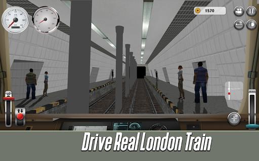 London Subway: Train Simulator  screenshots 2
