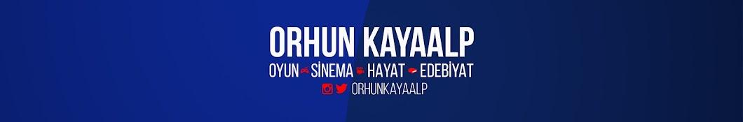 Orhun Kayaalp Banner