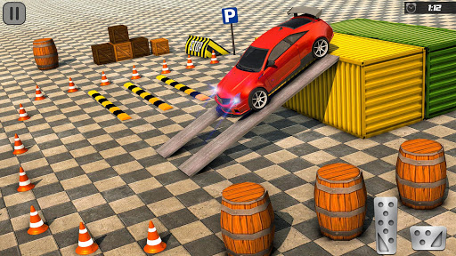 Télécharger gratuit Car Parking Driving School: Free Parking Game 3D APK MOD 2