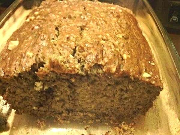 Kelli's Homemade Banana Bread Recipe
