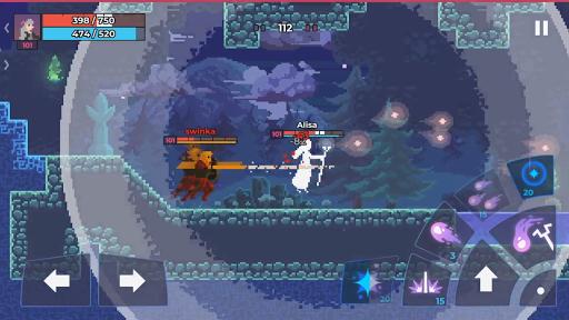 Moonrise Arena - Pixel Action RPG 1.8.6 screenshots 4