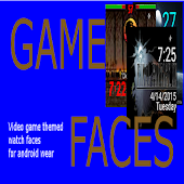 Game Faces: Watch Faces