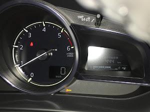 デミオ DJ5FS XD Noble Crimson 2WD 2018のカスタム事例画像 フモブレさんの2018年04月14日02:25の投稿