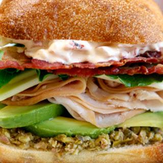 The Napa Grove Sandwich.