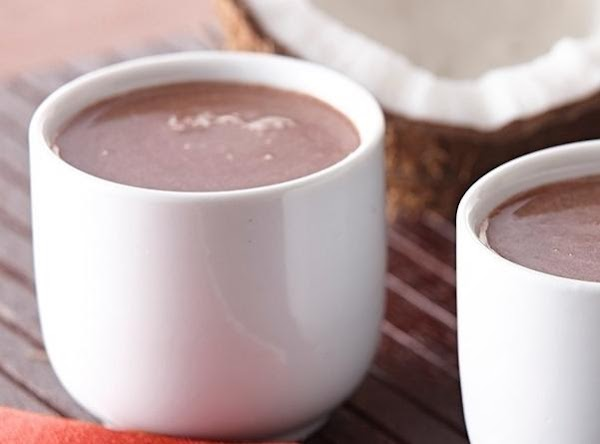 Rich'n Thick Coconut Hot Chocolate Recipe