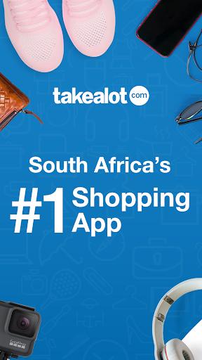 Takealot u2013 SAu2019s #1 Online Mobile Shopping App 2.5.0 screenshots 1