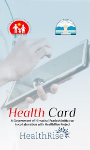 HealthCard HP - náhled