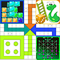 LUDO ALL IN ONE GAMES icon
