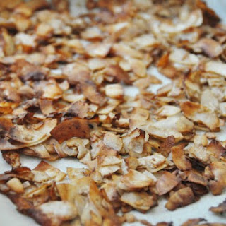 Vegan Coconut Bacon.