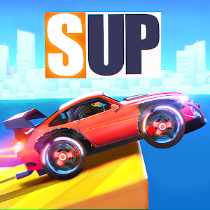 SUP Multiplayer Racing MOD APK aka APK MOD 1.7.6 (Mod Money)