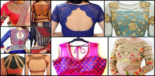Pdf blouse neck designs