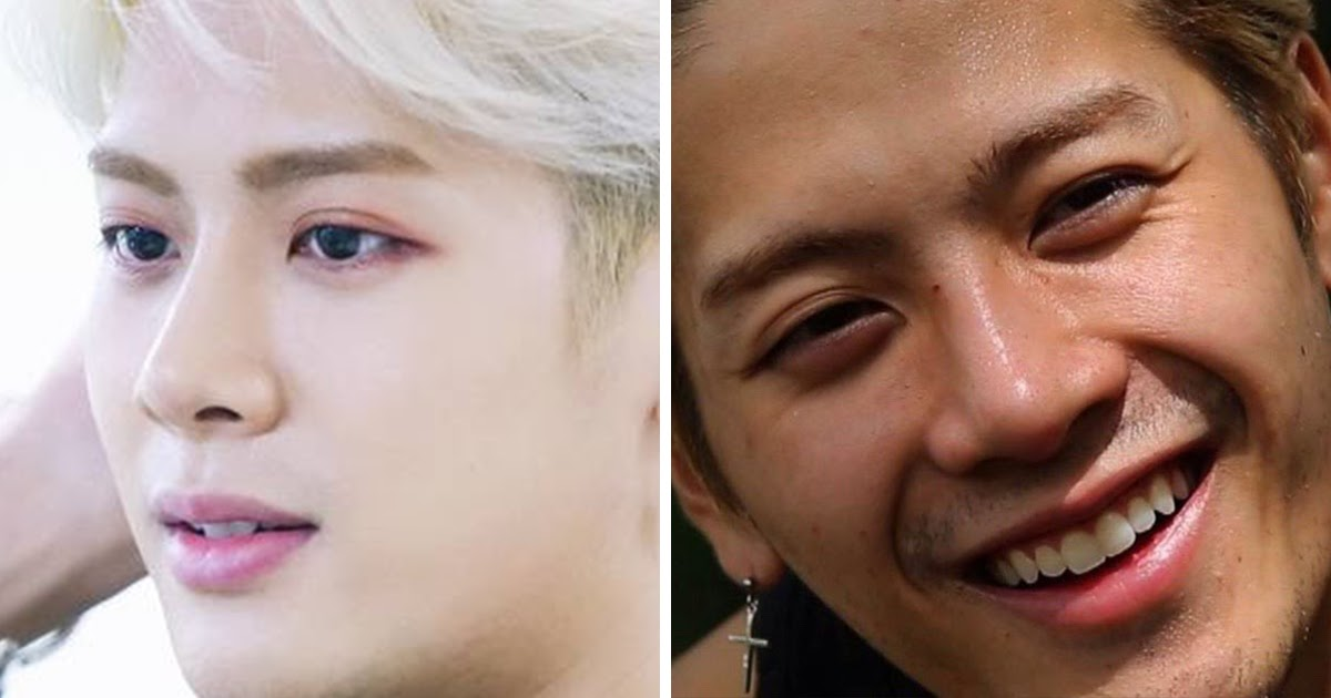 Male Korean Idols Without Makeup Saubhaya Makeup