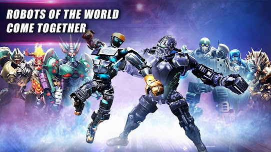 Real Steel World Robot Boxing MOD APK (Unlimited Money) 2