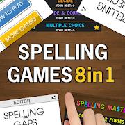 Spelling Games PRO - 8 in 1