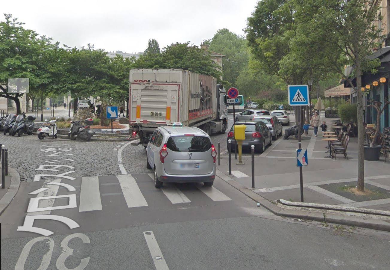 Marché Georges Brassens マルシェ・ジョルジュ・ブラッサン