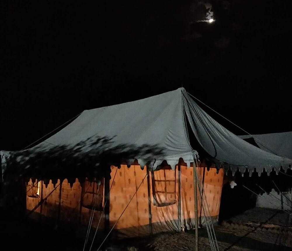 luxury+tent+chawandiya+village+saral+shambhala+pushkar+rajasthan